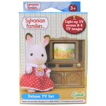 Deluxe TV Set