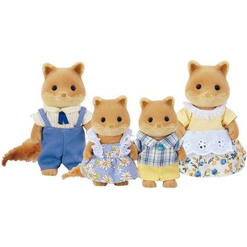 Fox Family Figures
