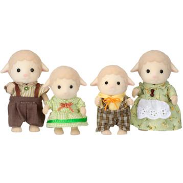Sheep Family Figures