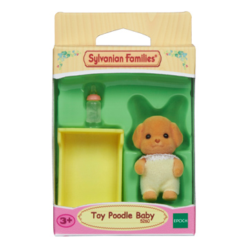 Toy Poodle Baby