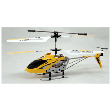 S107 Auto Gyroscope Micro Helicopter