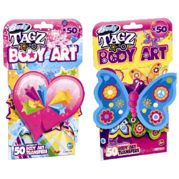 Body Tagz Girls