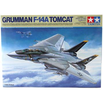 Grumman F-14A Tomcat (Scale 1:48)