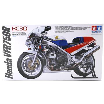 Honda VFR750R Motorcycle (Scale 1:12)