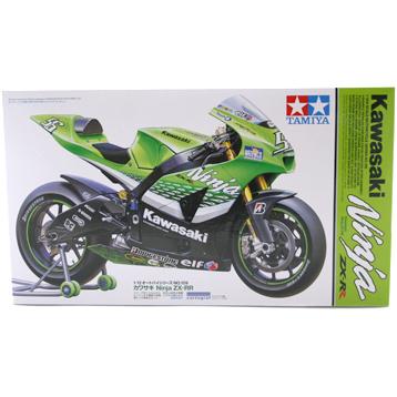 Kawasaki Ninja ZX-RR Motorcycle (Scale 1:12)
