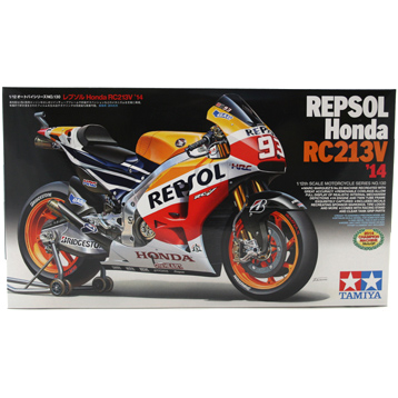 REPSOL Honda RC213V '14 Motorcycle (Scale 1:12)