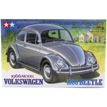 Volkswagen 1300 Beetle 1966 (Scale 1:24)
