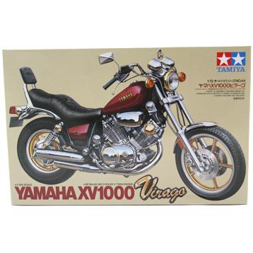 Yamaha XV1000 Virago Motorcycle (Scale 1:12)