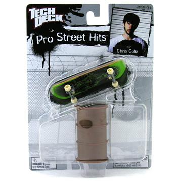 Tech Deck Pro Street Hits