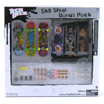 Tech Deck Sk8 Shop Set