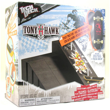 Tony Hawk Rail & Ramp