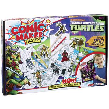 Teenage Mutant Ninja Turtles Comic Maker