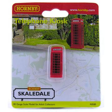 Telephone Kiosk- R8580
