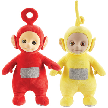 Laugh & Giggle Soft Toy