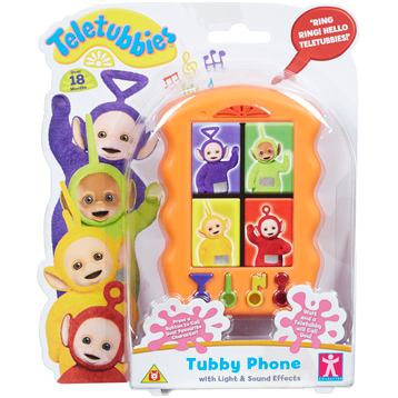 Tubby Phone with Lights & Sounds