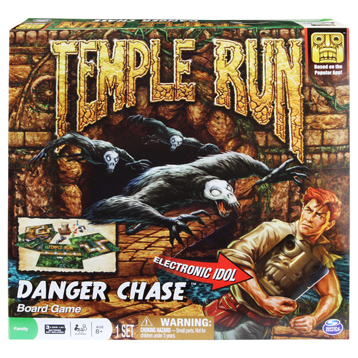Temple Run Electronic Board Game