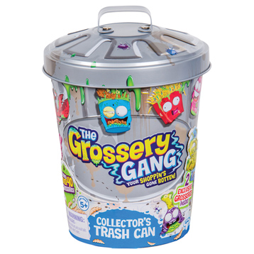 Collector's Trash Can