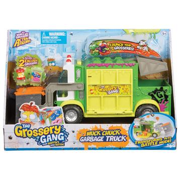 Muck Chuck Garbage Truck