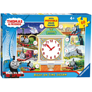 Right on Time 60 Piece Puzzle