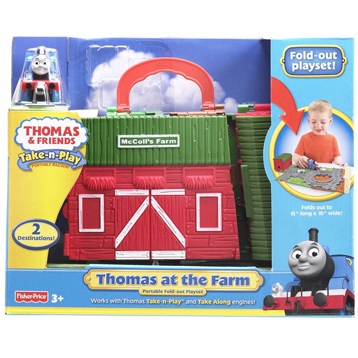 Thomas at the Farm Playset