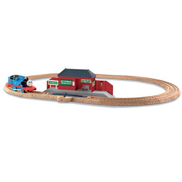 Thomas Busy Day Playset