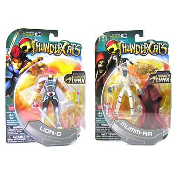 Thundercats 10cm Figures