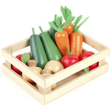 Wooden Winter Vegetables
