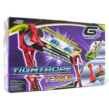 Gx Racers Tightrope Terror Playset