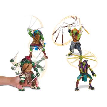Ninja Turtles Movie Combat Warriors