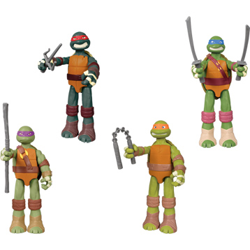 Mutant XL Action Figure