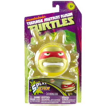 Teenage Mutant Ninja Turtles Splat Flyers