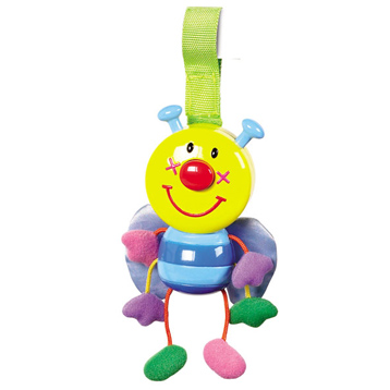 Play to Learn Activity Rattle