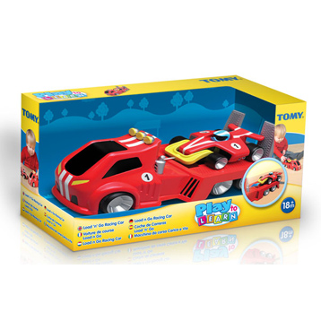 Play to Learn Load N Go Racing Car
