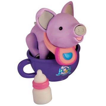 Teacup Piggy Piglets Bedtime Set