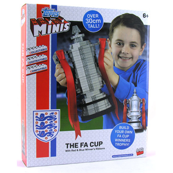 Topps Build Your Own F.A Cup