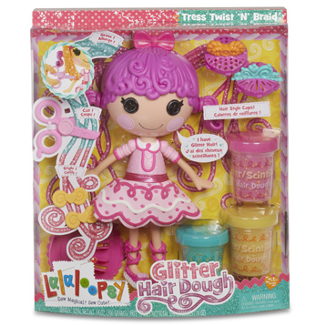 Tress Twist 'N' Braid Glitter Hair Dough