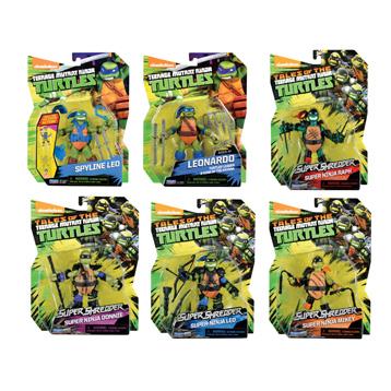 Turtles Action Figures (Wave 18)