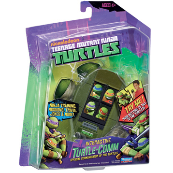 Turtles T-Comm Communicator