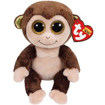 Beanie Boos Audrey the Monkey
