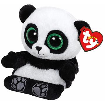 Peek-A-Boos Poo The Panda Phone Holder
