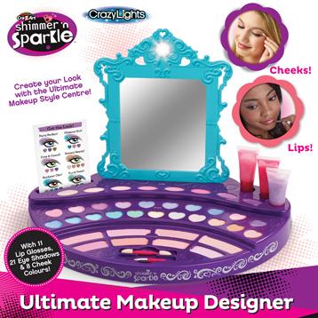 Shimmer 'N Sparkle Ultimate Make Up Studio