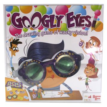 University Games Googly Eyes Board Game