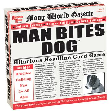 Man Bites Dog Board Game