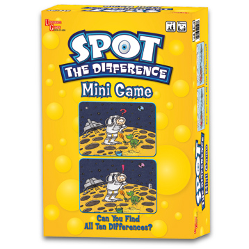 Spot The Difference Mini Game