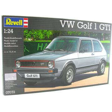 Volkswagen Golf 1 GTI (1:24 Scale)