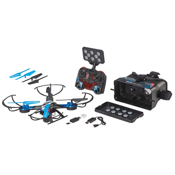 "VR-Quadcopter ""VR-Shot"""