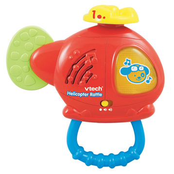 Helicopter Rattle