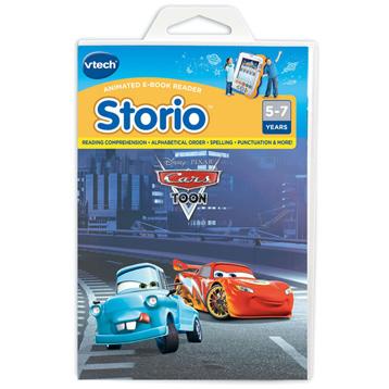 Storio Disney Cars 2 Software