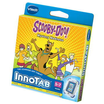 Innotab Scooby Doo Software