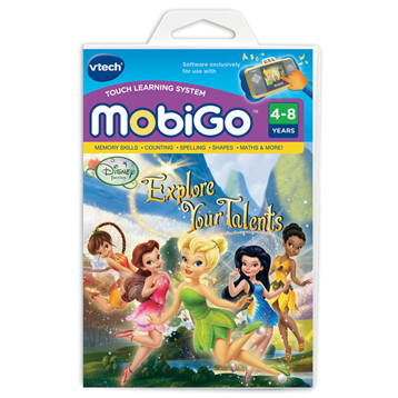 MobiGo Disney Fairies